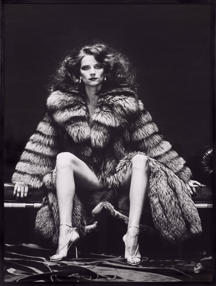 Charlotte Rampling as Venus In Furs, 2002.